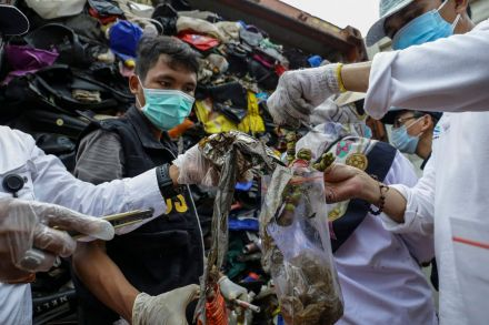 Indonesia to return 210 tons of waste to Australia