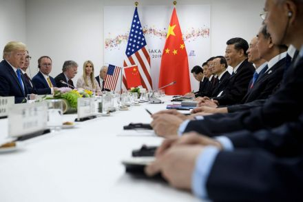 Trade War: US, China Negotiators Resume Talks