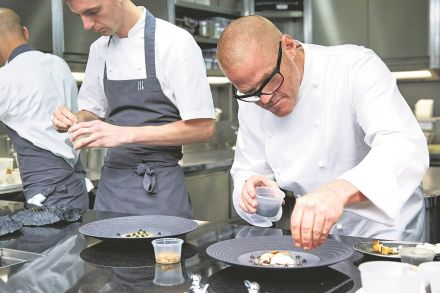 Heston Blumenthal - Return Of A Culinary Icon, Feature - THE BUSINESS TIMES