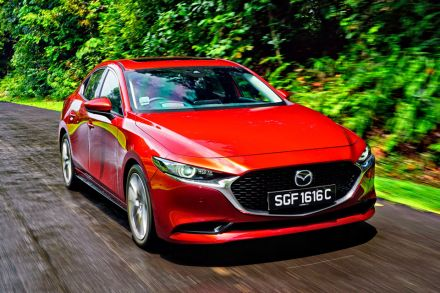 New Mazda 3 review: A sculptural sedan, Hub - THE BUSINESS TIMES