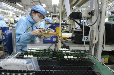 Singapore June factory output down 6 9%, less than expected