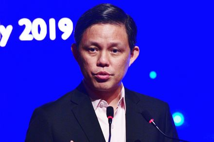 Singapore must 'step up' to global rivalry for talent: Chan Chun