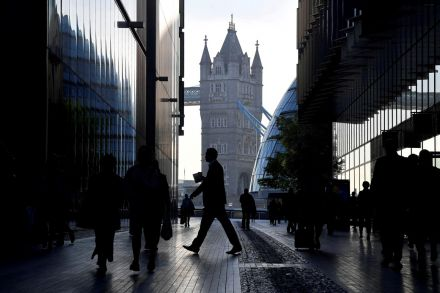 London is increasingly home to the top 1% by income, study finds