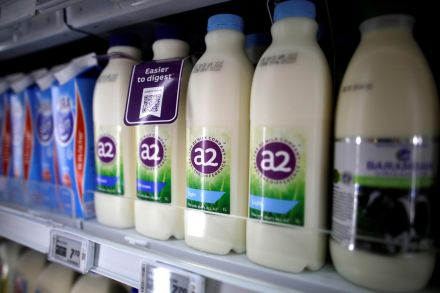 A2 Milk records $287m full year profit