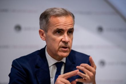 Bank of England Governor Сalls for Digital Currency As Global Reserve
