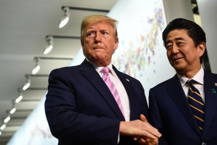 Japan and US trade framework includes tariff on Japanese cars