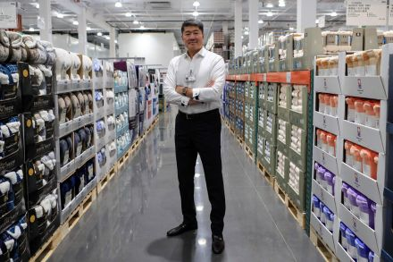 Costco Bets On Global Appetite For First Chinese Store Consumer