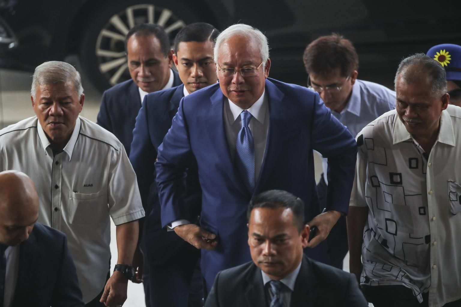 Malaysia: Ex PM's Second Corruption Trial Starts