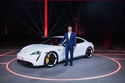 Elon Musk, take note Porsche\u0027s electric Taycan is coming to