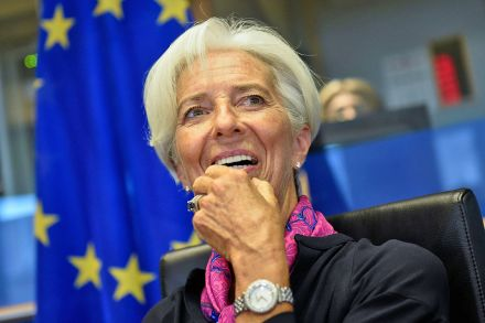 Christine Lagarde and the case for more QE, Banking