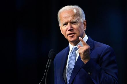 Biden remains dominant, but early state poll shows stiff competition