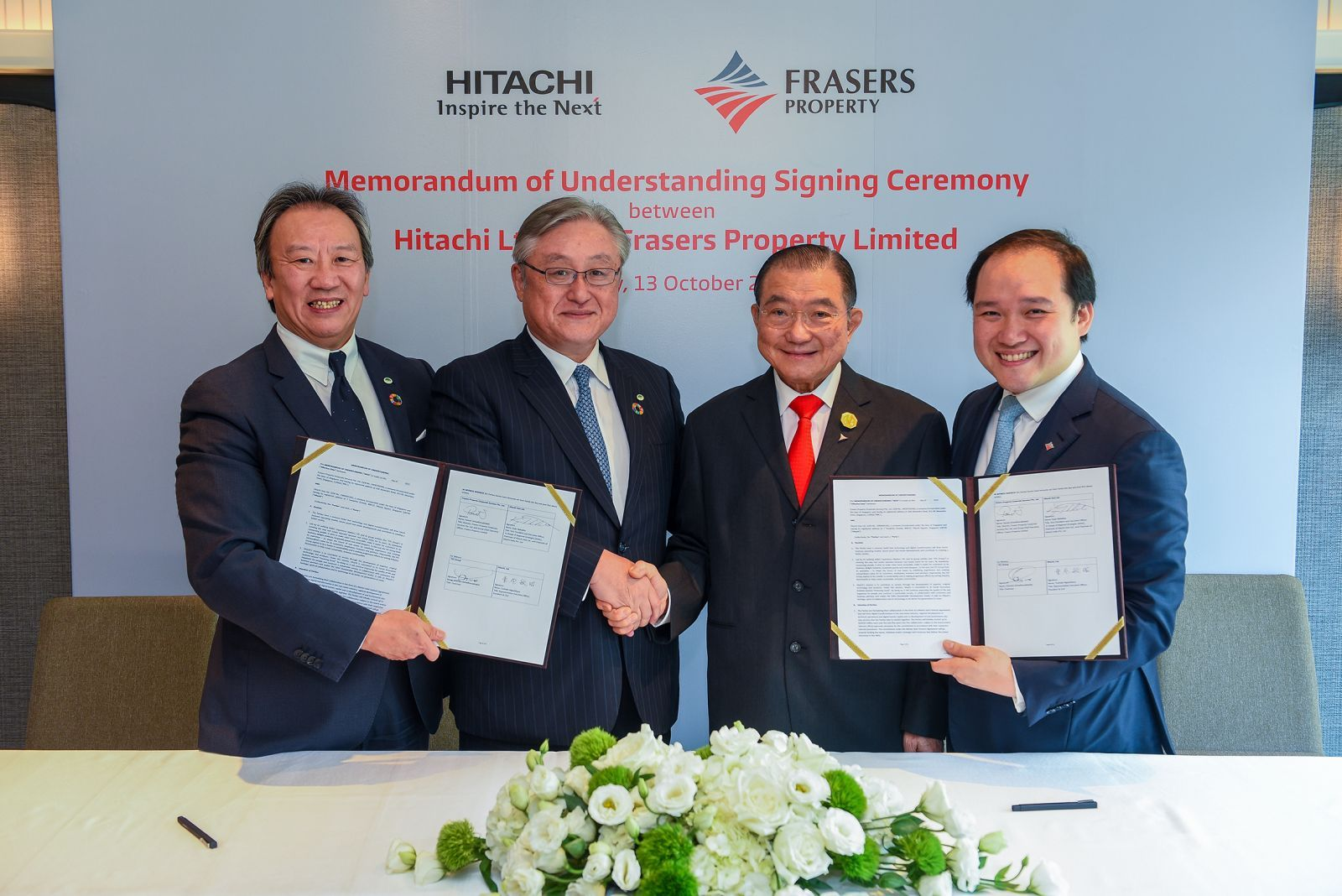 Hitachi and Frasers Property sign S$100 million MOU to drive digital transformation in the real estate industry in Asia Pacific.jpg