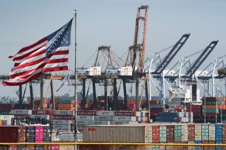 United States imposes tariffs on European Union goods