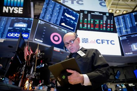 Shares in healthcare and technology lead to early gains on Wall Street