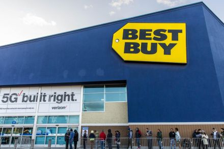 Best Buy says it is reviewing allegations made against CEO