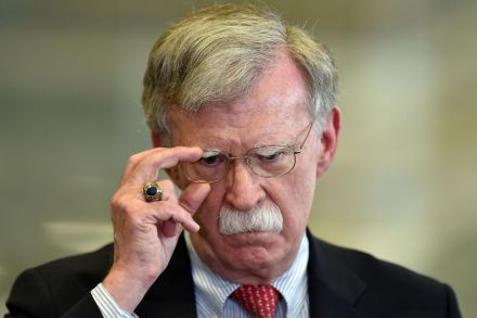 Bolton's Book Doesn't Contain Classified Information About Ukraine: Lawyer