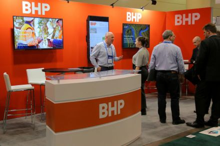 BHP profits soar on higher iron ore prices; Cautious on coronavirus