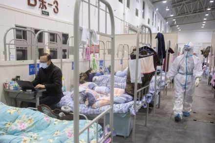 China reports dramatic drop in coronavirus cases