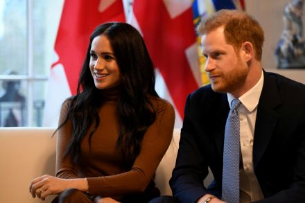 Harry and Meghan won't use 'Sussex Royal' brand