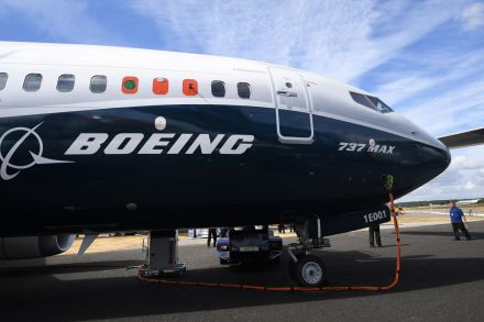 Meggitt sees 2020 growth constrained by 737 MAX difficulties, coronavirus impact