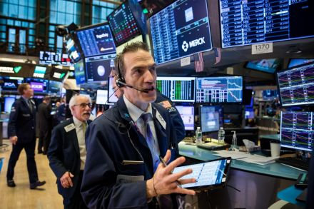 Dow Jones plunges over 1,000 points amid coronavirus fears