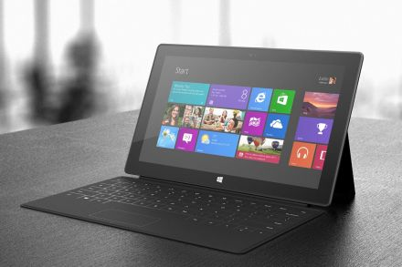 Microsoft Surface Duo's 'Peek' Feature Leaked Online