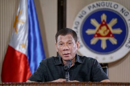 Philippine President Says Those Violating Anti-Virus Measures Could be Shot