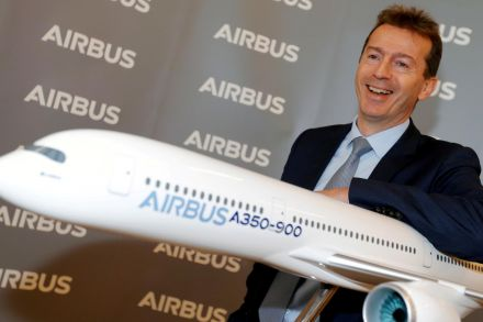 European Plane Giant Airbus Warns Staff of More job Reductions