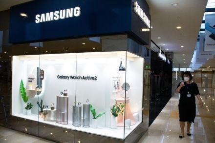 Samsung expects COVID-19 2nd quarter slump