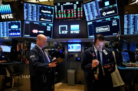 Stocks Close Volatile Week Higher; Crude Oil Falls: Markets Wrap