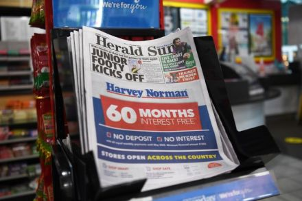 Hundreds of jobs on line as News Corp shuts print titles