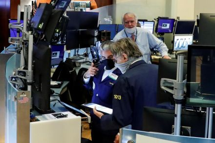 Wall Street surges after strong May jobs data; Dow rises 2.5%
