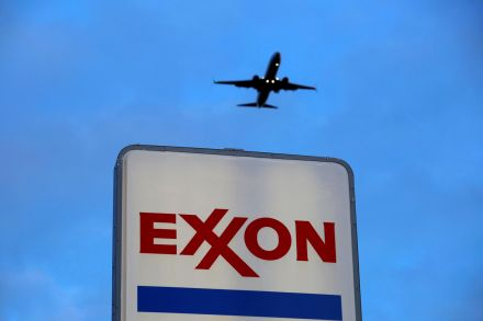 Exxon's Historic Losses Multiply on Virus-Drive Crude Slump