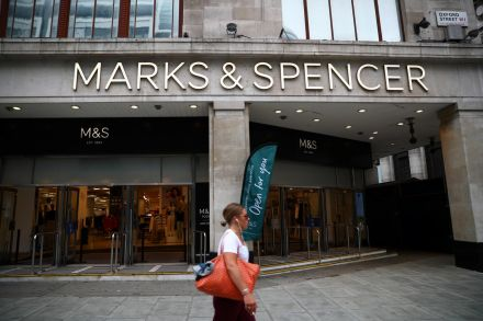 United Kingdom retailer M&S to announce hundreds of job cuts