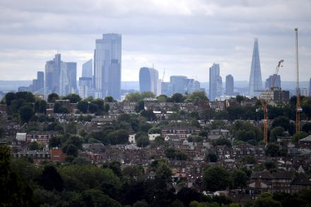 United Kingdom housing mini-boom is gathering pace, property firm Rightmove says