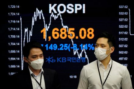 Korea's economy tumbles by 2.9% in Q2