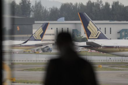 Singapore Airlines suffers $800m Q1 loss
