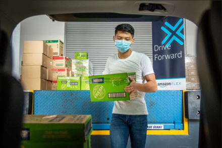Amazon's cash and in-kind donations with 20 non-profit organisations, including Community FLEX delivery collaboration with Food Bank Singapore, helped to support thousands of individuals.jpg