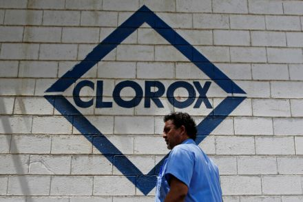Clorox becomes 'it' brand in world sheltered in place