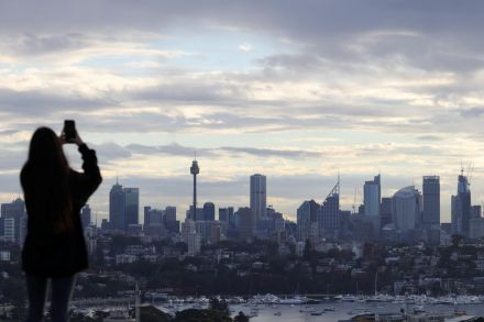 Australia's economy takes sharpest dive since the 1930s