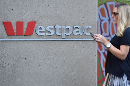 Westpac annual profit hit by money laundering fine and recession