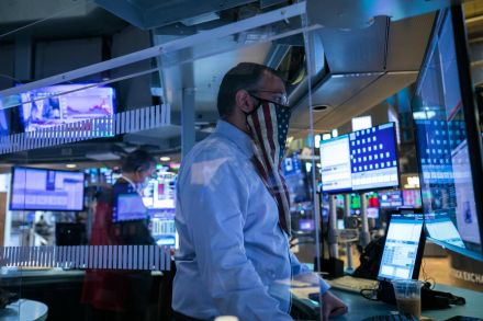 USA stocks end mixed as traders await election clarity_china
