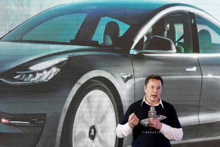 Elon Musk Says Apple CEO Refused To Meet Over Possible Tesla Sale
