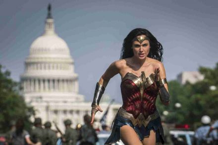 Wonder Woman 1984 Is Better Than The First
