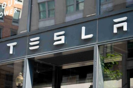 Tesla targets Facebook, value of shares in striking distance