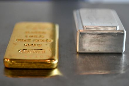 Gold drops below $1 900 as dollar turns higher and stocks rise