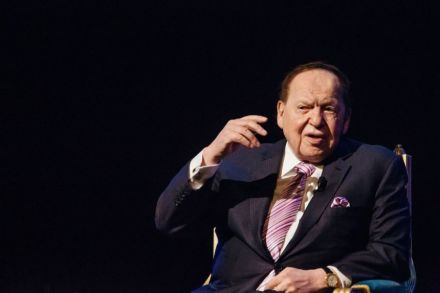 Republican Megadonor Sheldon Adelson Dead at 87