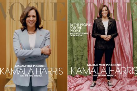 Anna Wintour responds to flap over Kamala cover