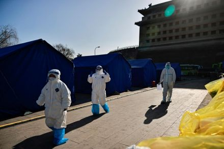 Chinese mainland reports 103 new COVID-19 cases
