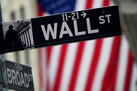 Wall Street shares pause at all-time high on Biden bounce